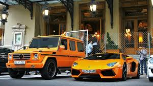 lamborghini jeep orange lamborghini jeep lambo tuning museum mercedes benz