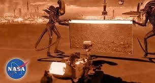 Blank Aliens Meme - aliens and mars rover blank template imgflip
