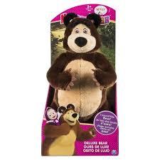 masha bear target