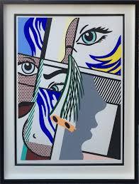 Modern Art Roy Lichtenstein Modern Art Ii 1996 Available For Sale Artsy