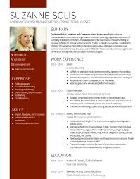 Photo Resume Template Free Online Cv Builder And Professional Resume Cv Maker Visualcv