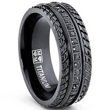 tire wedding ring tire tread wedding rings collection on ebay