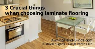 how to choose laminate floor ac rating and flooring thickness