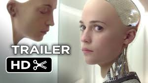 ex machina official teaser trailer 1 2015 oscar isaac