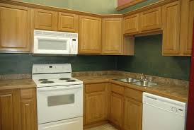 modern kitchen with oak cabinets simple and creative tips of