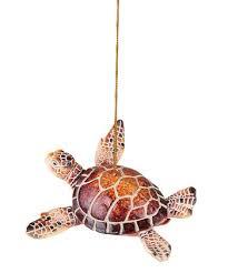 sea turtle ornament zulily