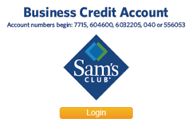 sams club business cards sam s club sam s club personal credit
