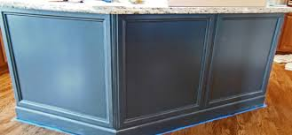 kitchen island molding adding molding to kitchen island uniquely yours or mine