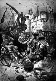 siege de siege of toulouse 1217 18
