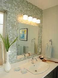 fancy bathroom lighting over mirror and best 25 led bathroom