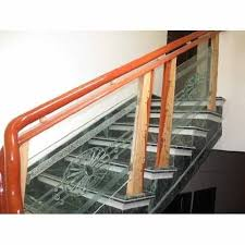 Banister Handrail Glass Stair Parts Railing Handrail Wooden Stair Railing Designs