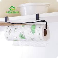 porte rouleaux de cuisine jiangchaobo nouveau fer cuisine porte papier suspendus salle de