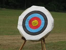 Target World Map by Archery Target Ann Oro Flickr
