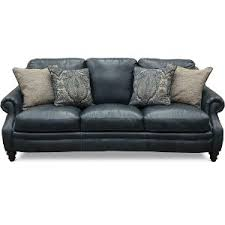 Blue Leather Armchair Buy A Leather Sofa For Your Living Room Or Den At Rc Willey