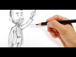 learn how to draw a teacher drawing teacher tutorial youtube
