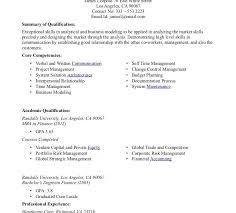 sample internship resume haadyaooverbayresort com
