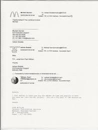 Mcdonalds Cashier Job Description For Resume by Resume For Mcdonalds Resume For Your Job Application