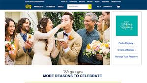 what stores do wedding registry say i do with tech products from the best buy wedding registry