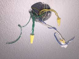 how to install overhead light wiring a ceiling light with 4 wires how to install fixture in an old