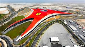 roller coaster abu dhabi speed s fastest rollercoaster could you stomach it