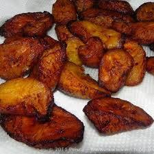 cuisiner la banane plantain bananes plantains frites au sucre de canne parfumé paperblog