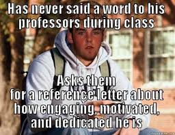 College Freshman Meme - scumbag college freshman memes quickmeme
