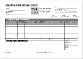 Flooring Invoice Template by 10 Best Carpet Installation Invoice Templates Images On