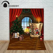 online shop christmas photography backdrops 5x7ft xmas chair