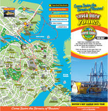 Back Bay Boston Map by Planning Guide And Route Map Boston Super Tours