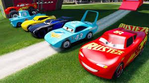 cars 3 transportation disney pixar lightning mcqueen jackson