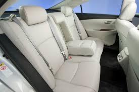 lexus es interior interior 2010 u201312 lexus es 350 u00272009 u201312