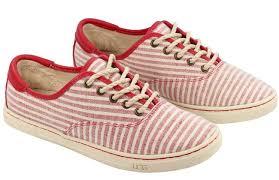 ugg womens tennis shoes ugg womens ugg shoes womens eyan ii stripe 50423 landau store