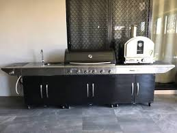 Stainless Steel Bench With Sink At Flatpack Stainless In Nsw Penrith Outdoor Bbq Kitchen Garden Gumtree Australia Free Local