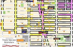 map of nyc streets knowing where you re going new york city mapdiva