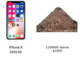 I Phone Meme - 11 stupid things you could buy for 999 instead of the iphone x