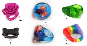 plastic rings images Friday faves 8 27 10 chunky acrylic rings poor pretty jpg