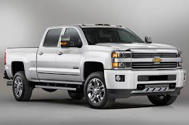 jeep chevrolet 2015 2015 chevrolet silverado high country hd trim package introduced