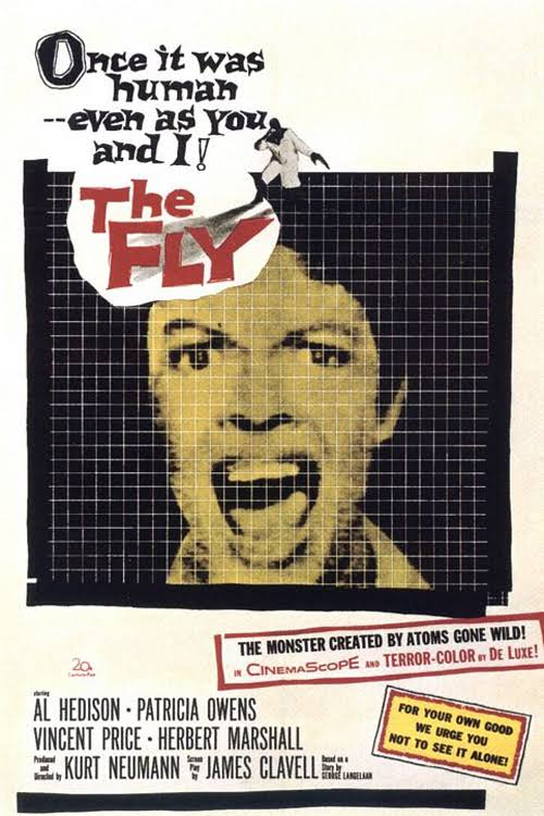 Image result for The Fly 1958