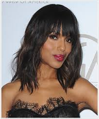 hairstyles for black tie event kerry washington s hairstyle and makeup for black tie events