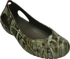 womens crocs kadee realtree max 5 flat free shipping exchanges