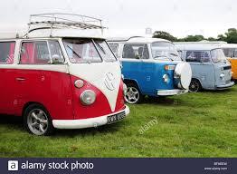 volkswagen type 2 split screen and type 2 bay window vw camper vans volkswagen stock