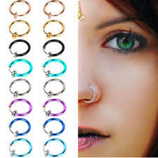 earring top of ear top ear hoop jewellery ebay