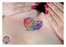 top 15 beauty small size watercolor tattoos u2013 daily cute style