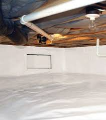 the cleanspace crawl space vapor barrier by ontario waterproofers