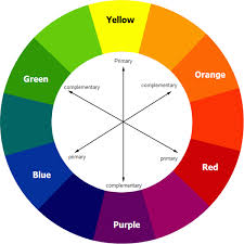 complementary color design in colours colorful ideas for interior design and home
