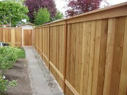 Best  Fence Design Ideas On Pinterest Modern Fence Design - Backyard fence design