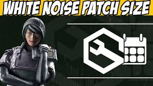 siege i size rainbow six siege operation white noise patch size release times