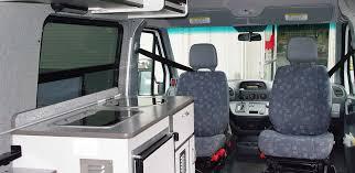 Conversion Van With Bathroom Custom Van Conversions Portland Oregon Van Specialties