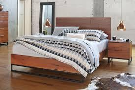 matai king bed frame by sorensen furniture harvey norman