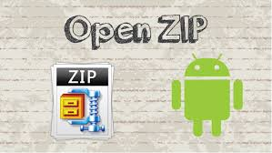 how to open zip files on android how to open zip file on android